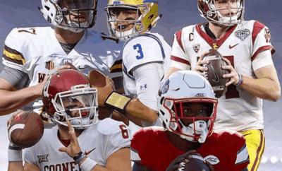 The top 10 quarterbacks