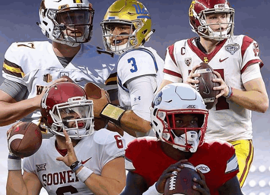 The top 10 quarterbacks