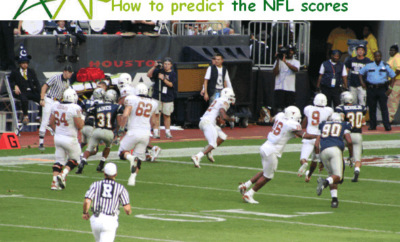 How to predict the NFL scores