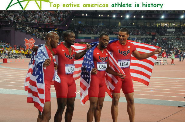 Top legendary native american athlete in history
