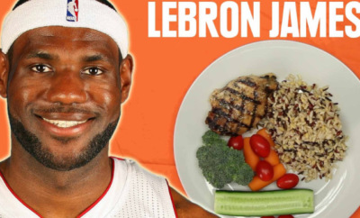 Basketball perfect athlete diet formula