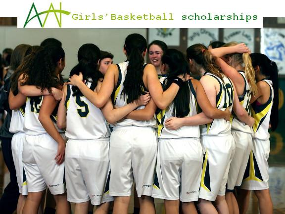 Girls' basketball scholarships