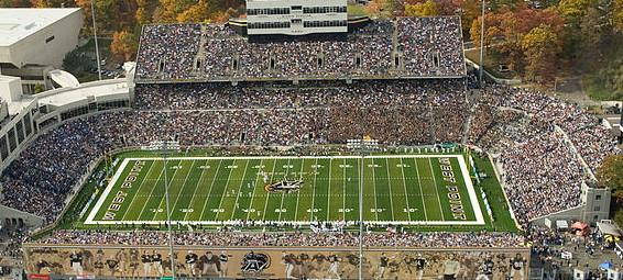 Rochester regional sports stadium