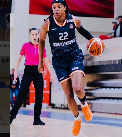 WNBA draft prospects Diamond Deshields