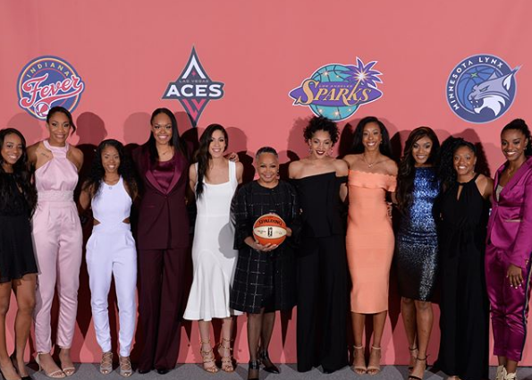 WNBA prospects 2019 mock