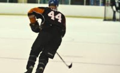 Canes hockey score