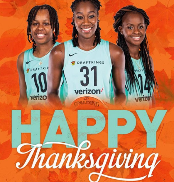 wnba new york liberty 2019